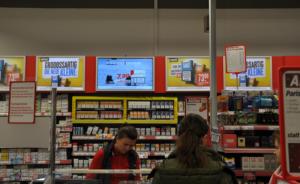 Denner - Digitale Indoor Kommunikation