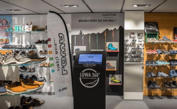 LOWA - Digitale Indoor Kommunikation