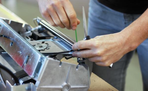 Inputech AG - Fertigung und Rollout Service